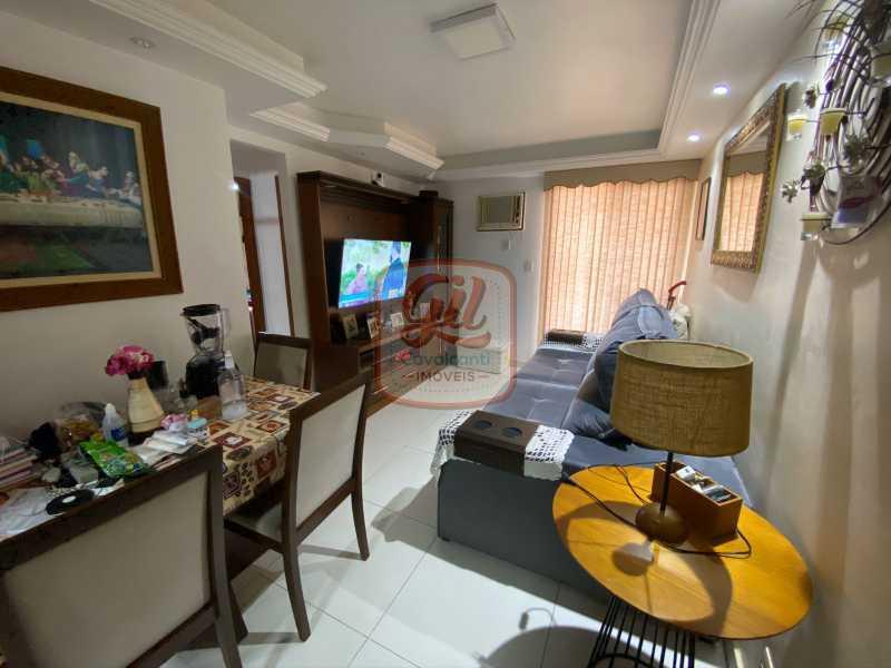 03ac3dd8-6ecb-4b2e-aea6-024496 - Apartamento 2 quartos à venda Praça Seca, Rio de Janeiro - R$ 200.000 - AP2274 - 1