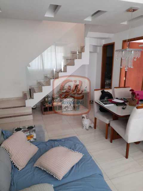 2bcb0a47-4e97-41c5-ab83-1458d5 - Casa em Condomínio 3 quartos à venda Vila Valqueire, Rio de Janeiro - R$ 580.000 - CS2686 - 3