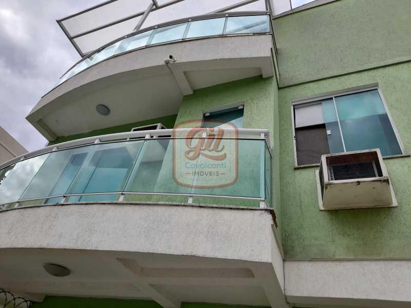 16d67efe-f3e1-4d44-a0bd-00a045 - Casa em Condomínio 3 quartos à venda Vila Valqueire, Rio de Janeiro - R$ 580.000 - CS2686 - 1