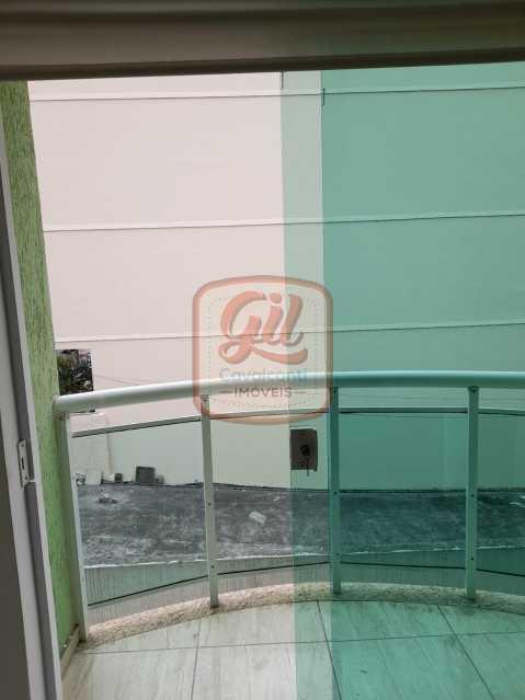 6215ec0a-9e42-4d95-942f-c303ac - Casa em Condomínio 3 quartos à venda Vila Valqueire, Rio de Janeiro - R$ 580.000 - CS2686 - 14