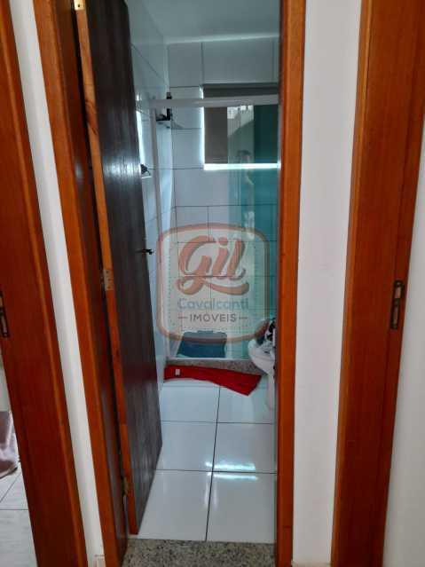 8793b47d-a00b-4c4a-bb09-56a6d0 - Casa em Condomínio 3 quartos à venda Vila Valqueire, Rio de Janeiro - R$ 580.000 - CS2686 - 8