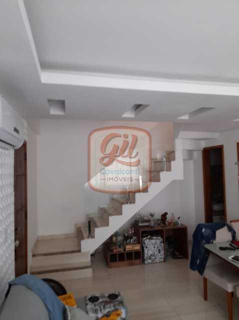 a9d70884-e355-4ac1-a1de-0ef6c5 - Casa em Condomínio 3 quartos à venda Vila Valqueire, Rio de Janeiro - R$ 580.000 - CS2686 - 9