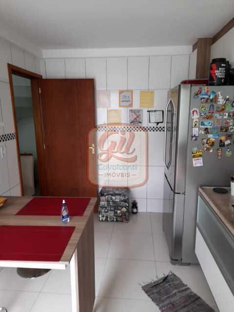 d6114e72-186f-4bf7-9d26-f879ac - Casa em Condomínio 3 quartos à venda Vila Valqueire, Rio de Janeiro - R$ 580.000 - CS2686 - 6