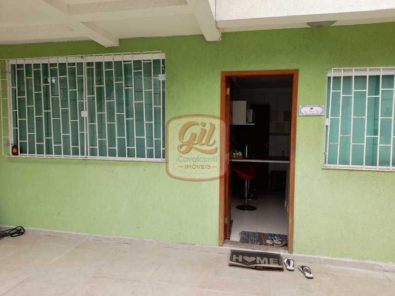 ee1e6c1a-92cc-48e3-926f-463607 - Casa em Condomínio 3 quartos à venda Vila Valqueire, Rio de Janeiro - R$ 580.000 - CS2686 - 4