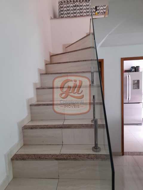 f39221c8-92b5-4d6b-9d61-d447ac - Casa em Condomínio 3 quartos à venda Vila Valqueire, Rio de Janeiro - R$ 580.000 - CS2686 - 11