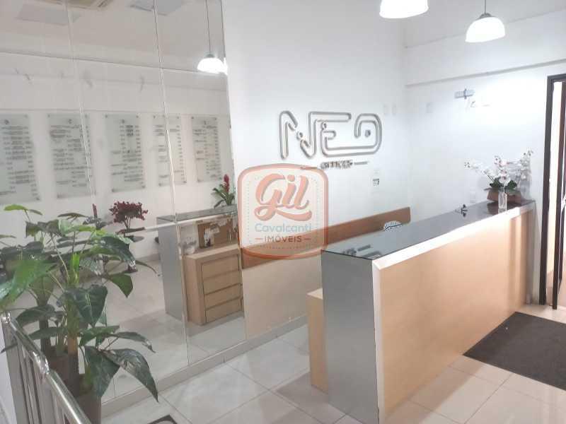 2a09a9be-4891-49e0-9a89-ec4ab7 - Sala Comercial 20m² à venda Pechincha, Rio de Janeiro - R$ 128.000 - CM0138 - 4