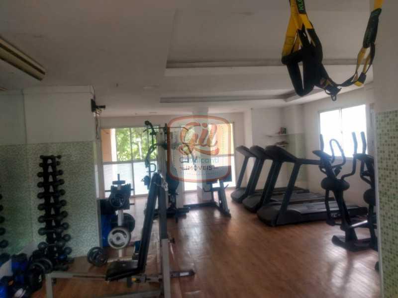 fd27a06b-28c0-40ca-9b58-7bb3c9 - Apartamento 2 quartos à venda Camorim, Rio de Janeiro - R$ 390.000 - AP2284 - 15