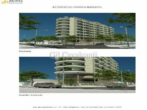 FOTO2 - Cobertura 2 quartos à venda Praça Seca, Rio de Janeiro - R$ 442.800 - CB0106 - 3