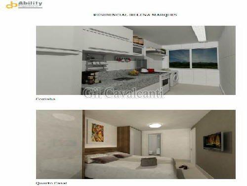 FOTO4 - Cobertura 2 quartos à venda Praça Seca, Rio de Janeiro - R$ 442.800 - CB0106 - 5