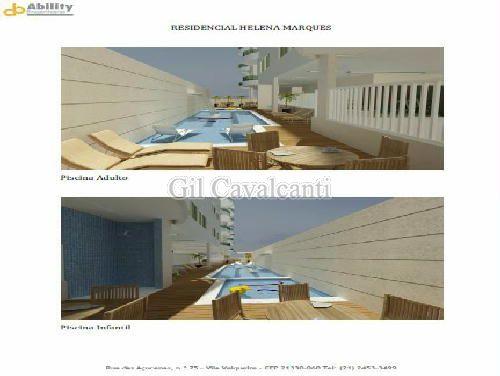 FOTO6 - Cobertura 2 quartos à venda Praça Seca, Rio de Janeiro - R$ 442.800 - CB0106 - 7