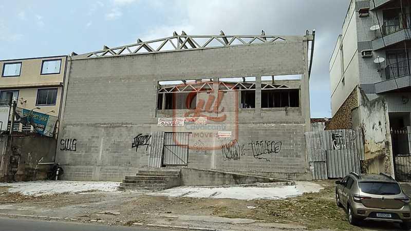 204db531-f6d8-4f8b-b497-0b8ec4 - Galpão 1052m² à venda Taquara, Rio de Janeiro - R$ 2.000.000 - CM0139 - 3