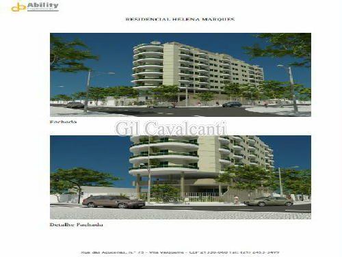 FOTO2 - Cobertura 2 quartos à venda Praça Seca, Rio de Janeiro - R$ 428.400 - CB0107 - 3