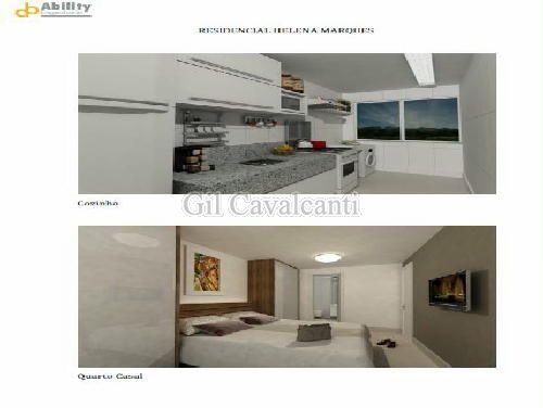 FOTO4 - Cobertura 2 quartos à venda Praça Seca, Rio de Janeiro - R$ 428.400 - CB0107 - 5