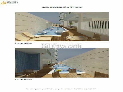 FOTO6 - Cobertura 2 quartos à venda Praça Seca, Rio de Janeiro - R$ 428.400 - CB0107 - 7