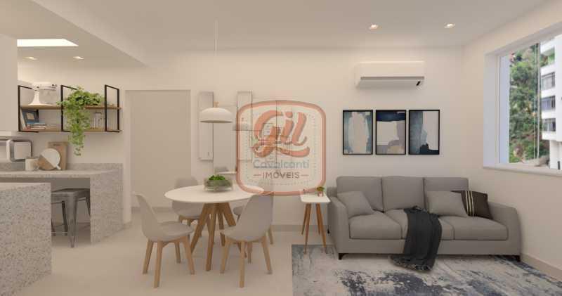 b94d89b81dd3d1fd-sala 01 1 - Apartamento 2 quartos à venda Copacabana, Rio de Janeiro - R$ 749.000 - AP2296 - 1