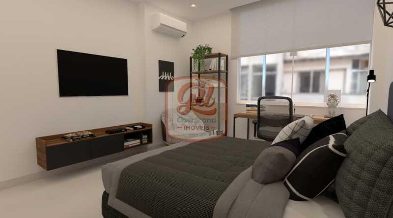 QUARTO 3 - Apartamento 2 quartos à venda Copacabana, Rio de Janeiro - R$ 749.000 - AP2296 - 9