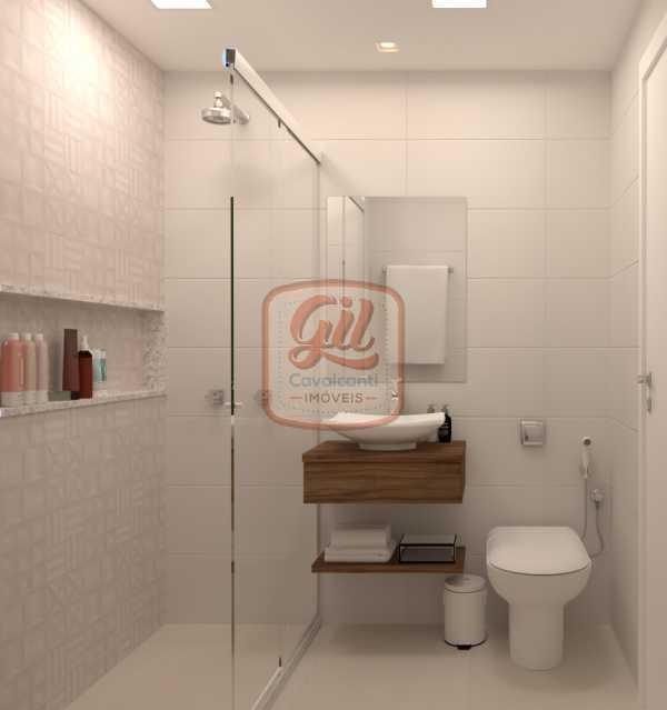 IMAGEM 10 - Casa 2 quartos à venda Copacabana, Rio de Janeiro - R$ 869.000 - AP2297 - 12