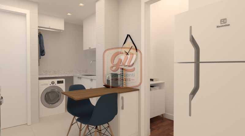 IMAGEM 07 - Casa 2 quartos à venda Copacabana, Rio de Janeiro - R$ 869.000 - AP2297 - 7