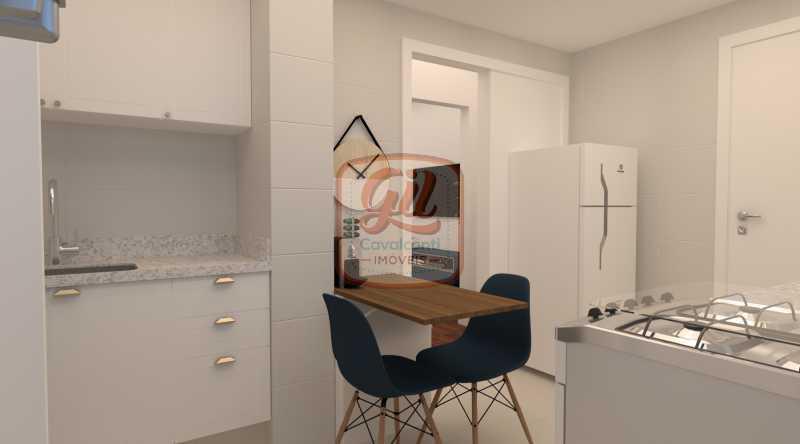 IMAGEM 06 - Casa 2 quartos à venda Copacabana, Rio de Janeiro - R$ 869.000 - AP2297 - 8