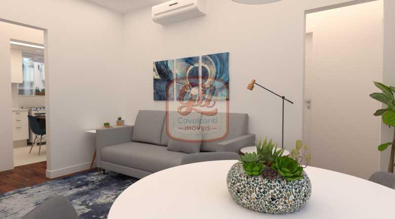 IMAGEM 02 - Casa 2 quartos à venda Copacabana, Rio de Janeiro - R$ 869.000 - AP2297 - 1
