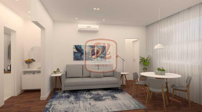 IMAGEM 01 - Casa 2 quartos à venda Copacabana, Rio de Janeiro - R$ 869.000 - AP2297 - 5