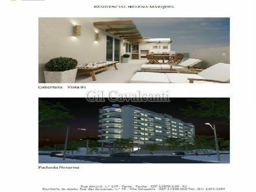FOTO3 - Cobertura 2 quartos à venda Praça Seca, Rio de Janeiro - R$ 414.000 - CB0108 - 4