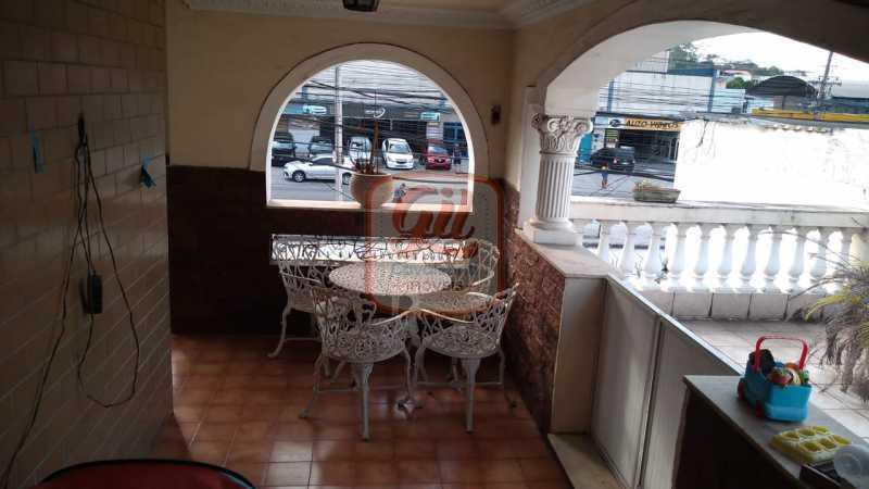 a118781b-77f6-4aae-b867-03d4bf - Casa 3 quartos à venda Campinho, Rio de Janeiro - R$ 1.600.000 - CS2698 - 15