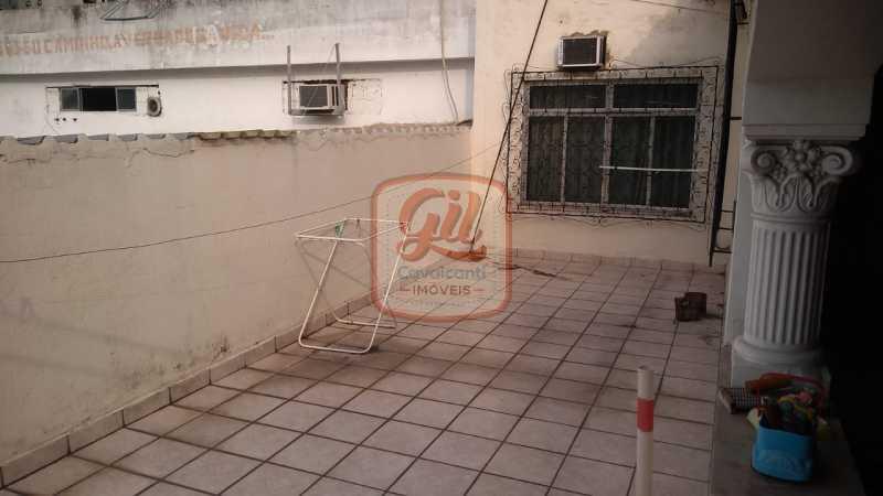 ab0f0355-6143-46ef-8e30-946ffa - Casa 3 quartos à venda Campinho, Rio de Janeiro - R$ 1.600.000 - CS2698 - 30