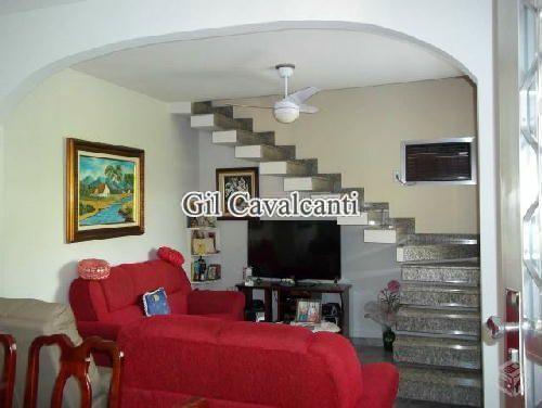 FOTO2 - Casa 4 quartos à venda Taquara, Rio de Janeiro - R$ 580.000 - CS0002 - 1
