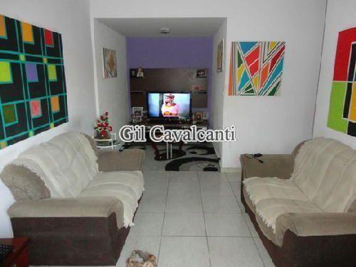 FOTO1 - Casa 5 quartos à venda Pechincha, Rio de Janeiro - R$ 800.000 - CS0011 - 1