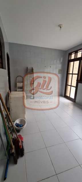 13d4e7ae-7e25-44bf-9563-1c21cb - Casa 4 quartos à venda Taquara, Rio de Janeiro - R$ 700.000 - CS0070 - 18