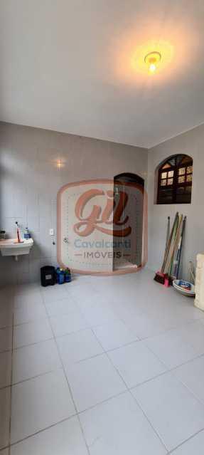 25ac72b5-5c01-439a-9b60-bd9478 - Casa 4 quartos à venda Taquara, Rio de Janeiro - R$ 700.000 - CS0070 - 19