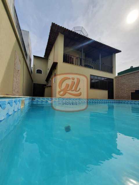 64a56370-2a10-4b2a-9062-672bce - Casa 4 quartos à venda Taquara, Rio de Janeiro - R$ 700.000 - CS0070 - 26