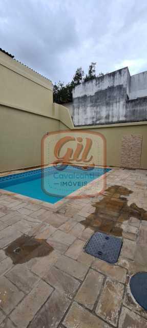 84194dd0-68ca-4900-8c6f-e1dda9 - Casa 4 quartos à venda Taquara, Rio de Janeiro - R$ 700.000 - CS0070 - 30