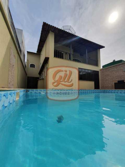 ac88aa80-43db-4054-a95a-5f5108 - Casa 4 quartos à venda Taquara, Rio de Janeiro - R$ 700.000 - CS0070 - 25