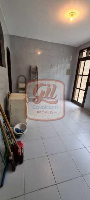 e9141a54-7215-47db-a0f5-dc6637 - Casa 4 quartos à venda Taquara, Rio de Janeiro - R$ 700.000 - CS0070 - 20