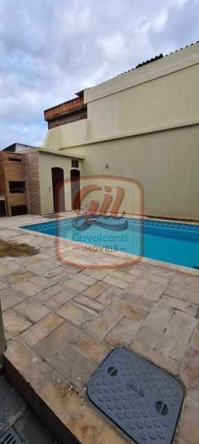 f987203f-98a4-474e-923f-12d090 - Casa 4 quartos à venda Taquara, Rio de Janeiro - R$ 700.000 - CS0070 - 31