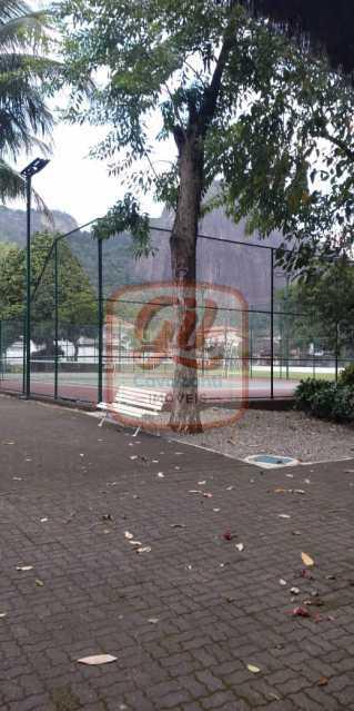 096e5e05-3ed3-410a-af9a-9eb2a4 - Casa em Condomínio 5 quartos à venda Taquara, Rio de Janeiro - R$ 3.500.000 - CS0133 - 24