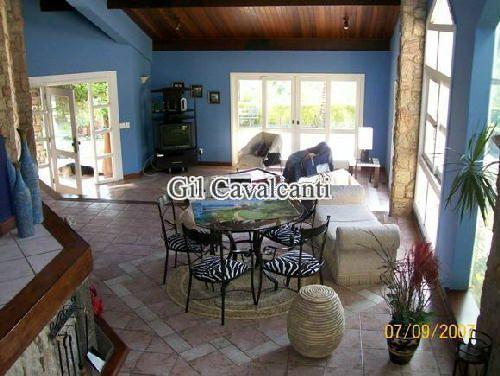 FOTO6 - Casa em Condomínio 5 quartos à venda Taquara, Rio de Janeiro - R$ 3.500.000 - CS0133 - 7