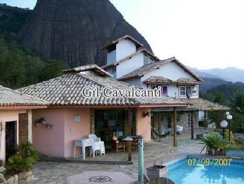 FOTO16 - Casa em Condomínio 5 quartos à venda Taquara, Rio de Janeiro - R$ 3.500.000 - CS0133 - 17
