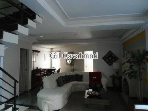 FOTO2 - Casa em Condomínio 4 quartos à venda Taquara, Rio de Janeiro - R$ 950.000 - CS0372 - 3