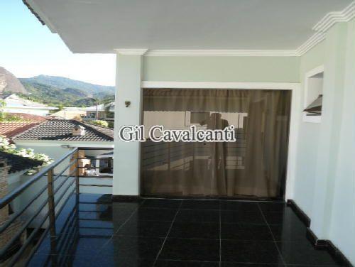 FOTO22 - Casa em Condomínio 4 quartos à venda Taquara, Rio de Janeiro - R$ 950.000 - CS0372 - 23