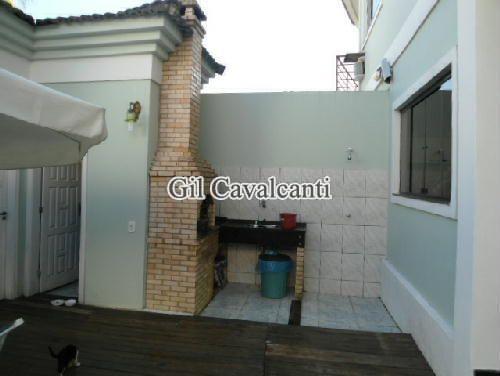 FOTO27 - Casa em Condomínio 4 quartos à venda Taquara, Rio de Janeiro - R$ 950.000 - CS0372 - 28