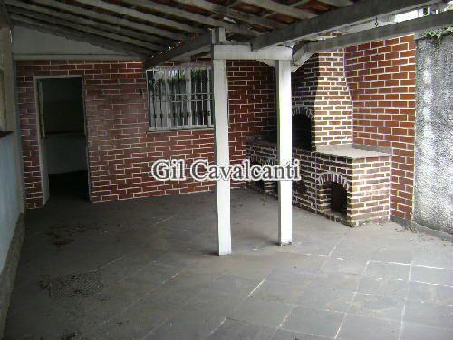 FOTO6 - Casa 3 quartos à venda Taquara, Rio de Janeiro - R$ 950.000 - CS0383 - 7