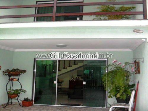 FRENTE - Casa em Condominio Taquara,Rio de Janeiro,RJ À Venda,3 Quartos - CS0609 - 1