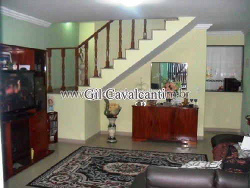 SALA - Casa em Condominio Taquara,Rio de Janeiro,RJ À Venda,3 Quartos - CS0609 - 4