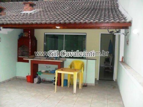 TERRAÇO - Casa em Condominio Taquara,Rio de Janeiro,RJ À Venda,3 Quartos - CS0609 - 15