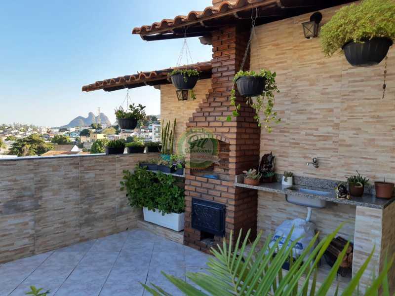 0186b112-63fd-4c1e-bde4-d1c167 - Casa 3 quartos à venda Taquara, Rio de Janeiro - R$ 699.000 - CS0652 - 28