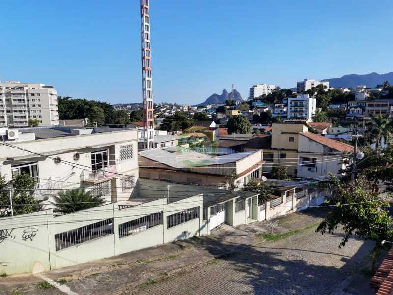 421c3dec-b664-4dc5-b113-6c4c13 - Casa 3 quartos à venda Taquara, Rio de Janeiro - R$ 699.000 - CS0652 - 3