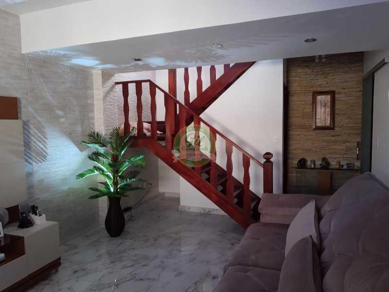444f19aa-e811-4852-893f-099aaa - Casa 3 quartos à venda Taquara, Rio de Janeiro - R$ 699.000 - CS0652 - 15